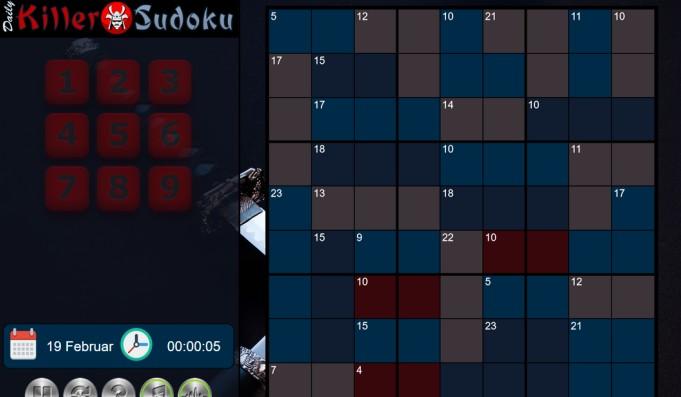 Image Killer Sudoku
