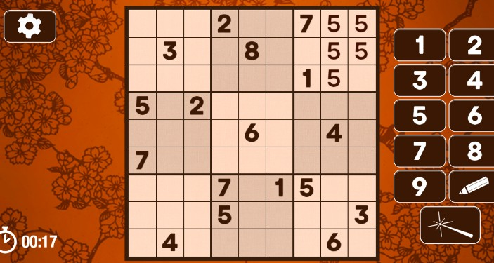 Image Sudoku Klassiker