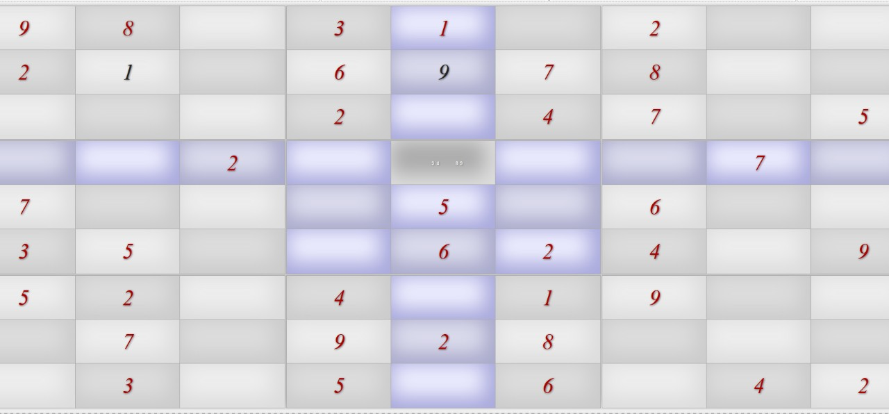 Image Sudoku Solver